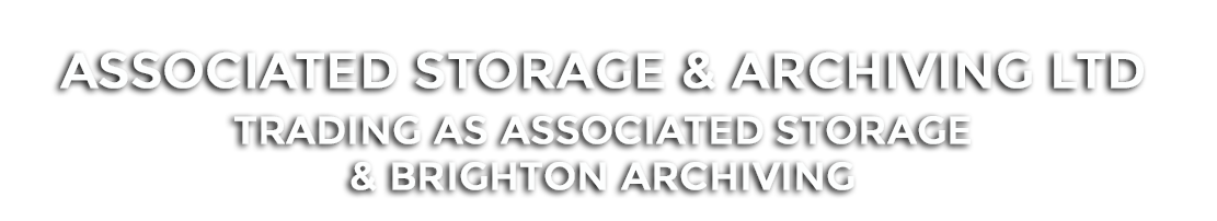 Archive solutions by Associated Storage & Archiving Ltd, Brighton